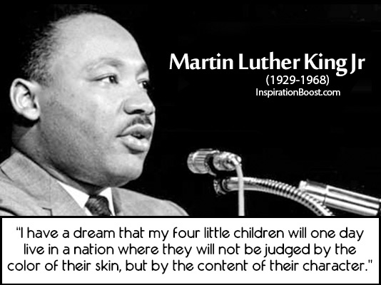 mlk jr i have a dream speech essay